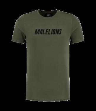 MALELIONS NIUM TEE - ARMY