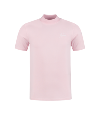 MALELIONS TURTLE NECK SIGNATURE - PINK