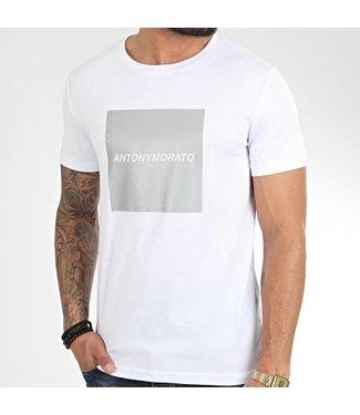 ANTONY MORATO T-SHIRT - WHITE (MMKS01733)