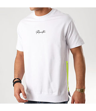 UNIPLAY REVOLTA T-SHIRT - WHITE (UY486)