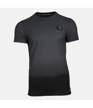 AB LIFESTYLE ANGELO TEE - BLACK/GREY