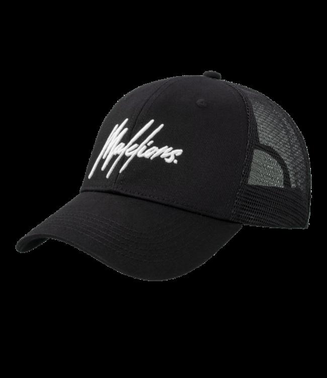 MALELIONS CAP SIGNATURE - BLACK/WHITE