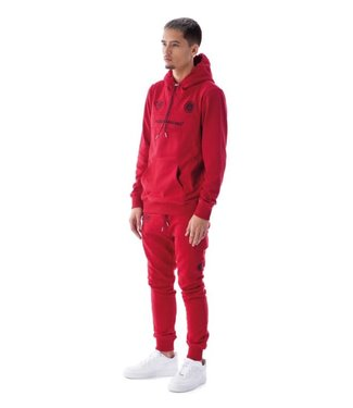 BLACK BANANAS STYLE JOGGER - RED