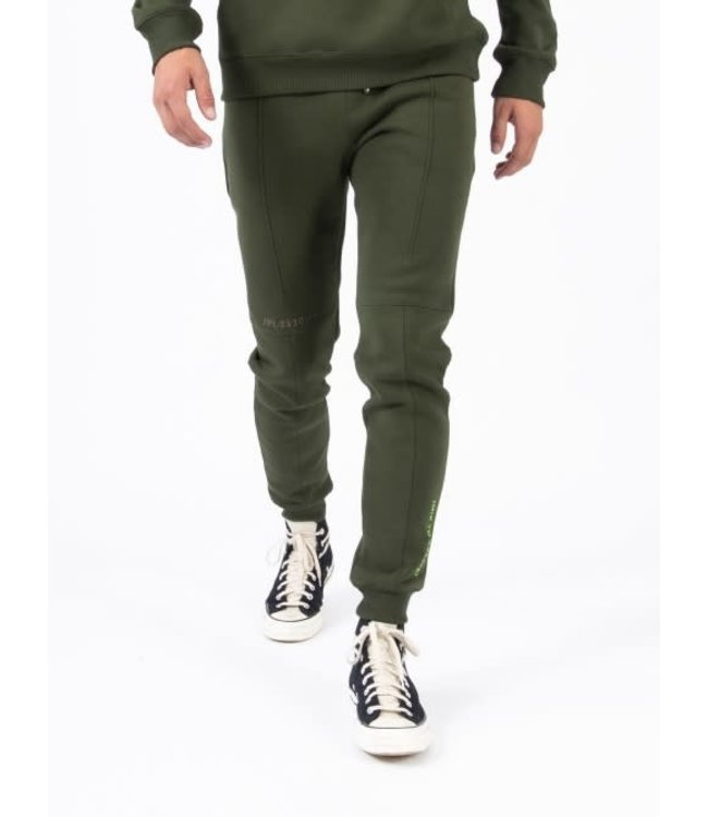 XPLCT BRAND JOGGER - ARMY