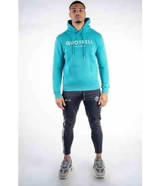 QUOTRELL BASIC HOODIE - MINT