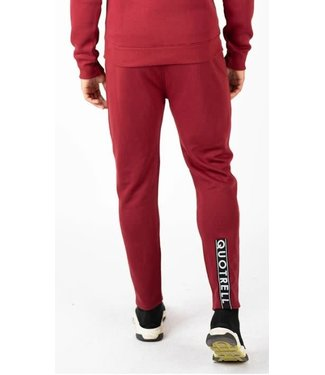 QUOTRELL COMMODORE PANTS - BORDEAUX