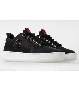 AB LIFESTYLE FOOTWEAR - NUBUCK BLACK