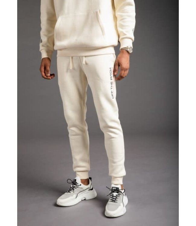 OFF THE PITCH THE SOUL PANTS - OFF WHITE