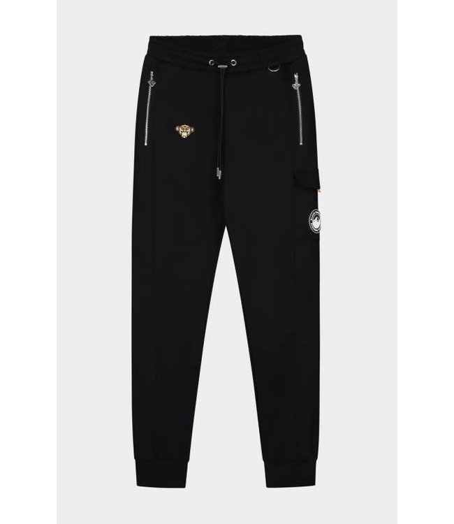 BLACK BANANAS STATEMENT JOGGER - BLACK