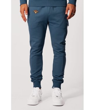BLACK BANANAS STATEMENT JOGGER - NAVY