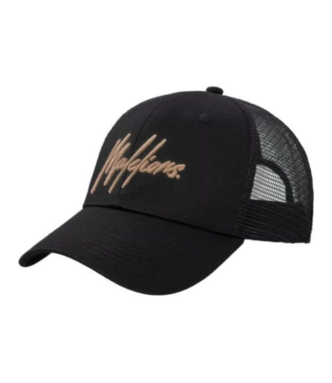 MALELIONS SIGNATURE CAP - BLACK/GOLD