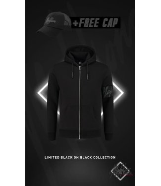 MALELIONS CAPTAIN VEST BLACK FRIDAY - BLACK/ANTRA (+FREE CAP)