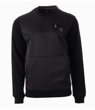 AB LIFESTYLE EXCLUSIVE SWEATER - BLACK