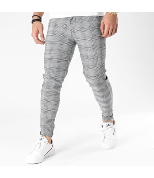 FRILIVIN STRETCH PANTALON - GERUIT (1835-3)