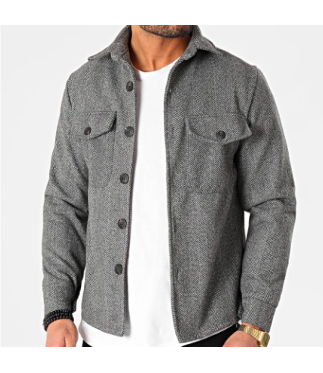 FRILIVIN Vest - Grey (4135)