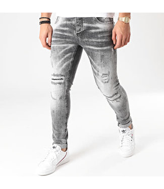 UNIPLAY Skinny Fit Jeans - Grey (456)