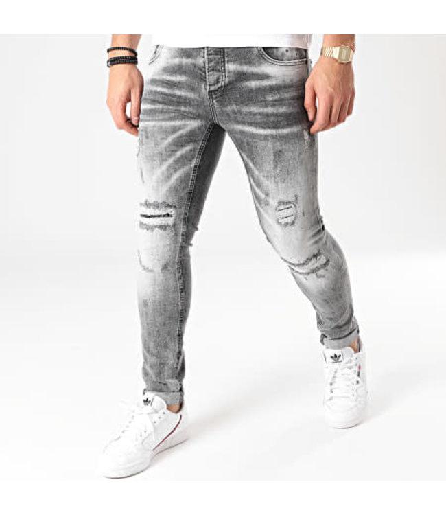 UNIPLAY Skinny Fit Jeans - Grey (456)