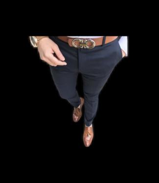 UNIPLAY Stretch Pantalon - Blue (012)