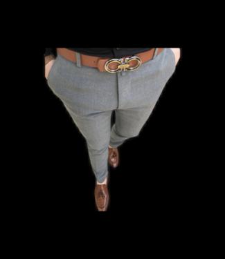 UNIPLAY Stretch Pantalon - Grey (012)