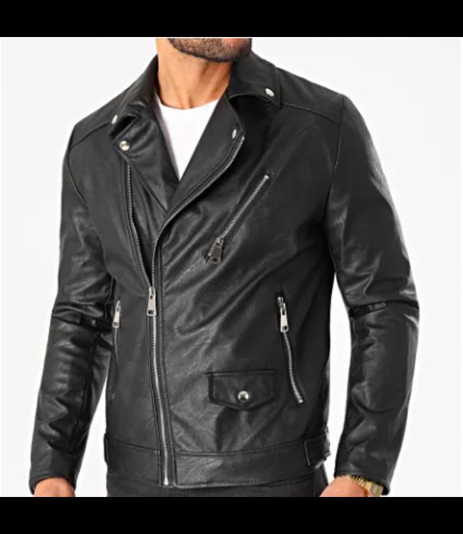 Uniplay Leader Jacket - Black (SH-5206)