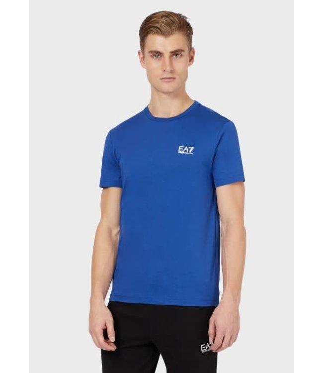 EA7 EMPORIO ARMANI T-Shirt - Navy Blue (8NPT52)