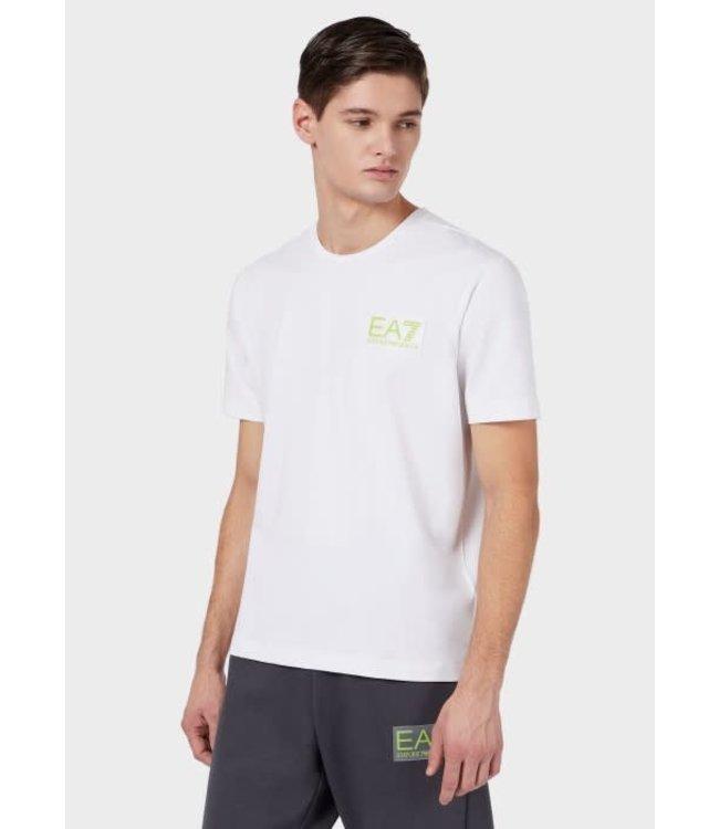 EA7 Emporio Armani T-Shirt - White (3KPT36)