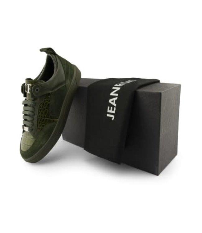 JEANROIS De Lezar Shoes - Green