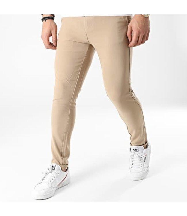 UNIPLAY Stretch Pantalon - Beige (012)
