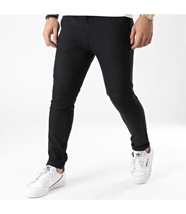 UNIPLAY Stretch Pantalon - Black (08)