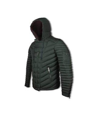 Jeanrois Hybrid Jacket - Green