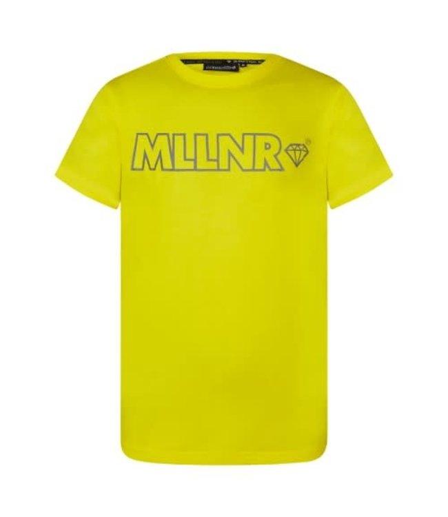 MLLNR Jack T-Shirt - Fresh Geel
