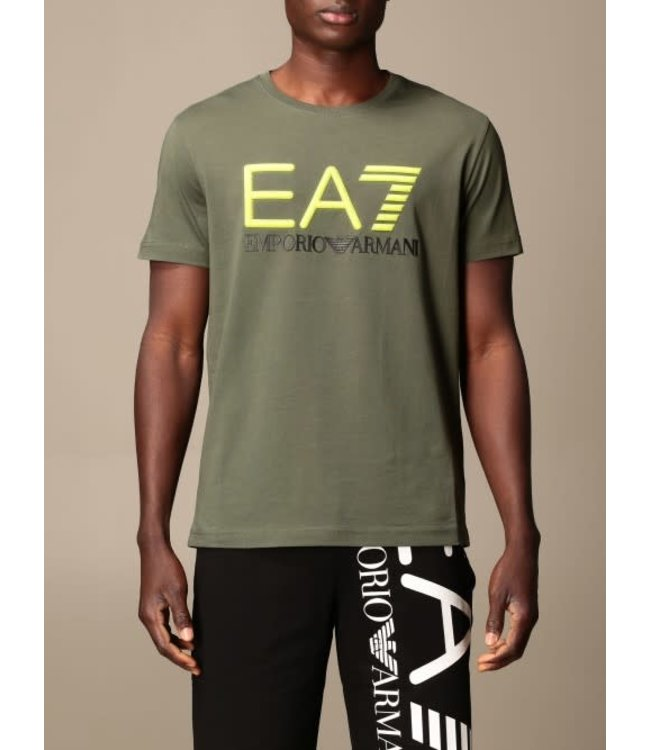 EA7 Emporio Armani T-Shirt - Military Green (3KPT78)