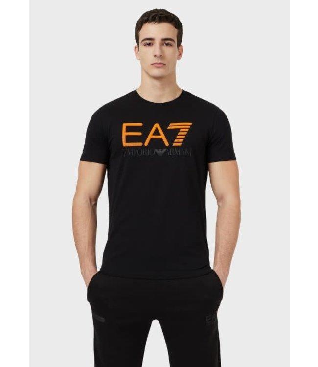 EA7 EMPORIO ARMANI T-Shirt - Black (3KPT78)