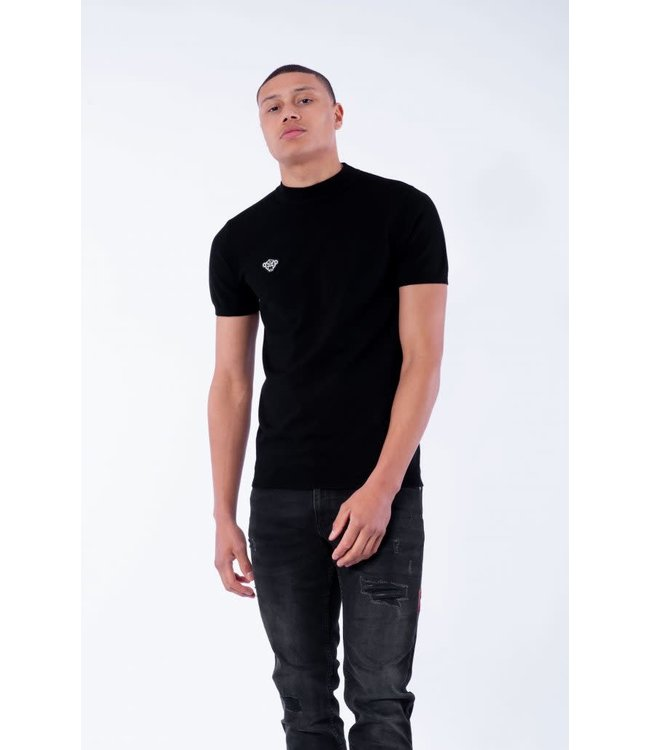 BLACK BANANAS New York Knit Tee - Black