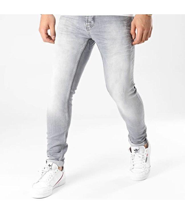 UNIPLAY Skinny Fit Jeans - Grey (527)