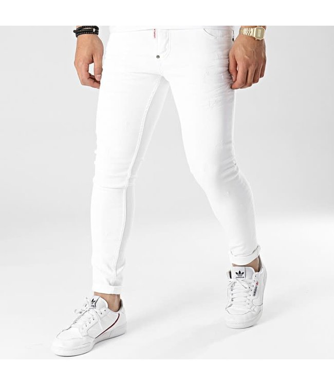 UNIPLAY Skinny Fit Jeans - White (502)