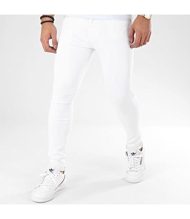 FRILIVIN Skinny Fit Jeans - White (JK-901)