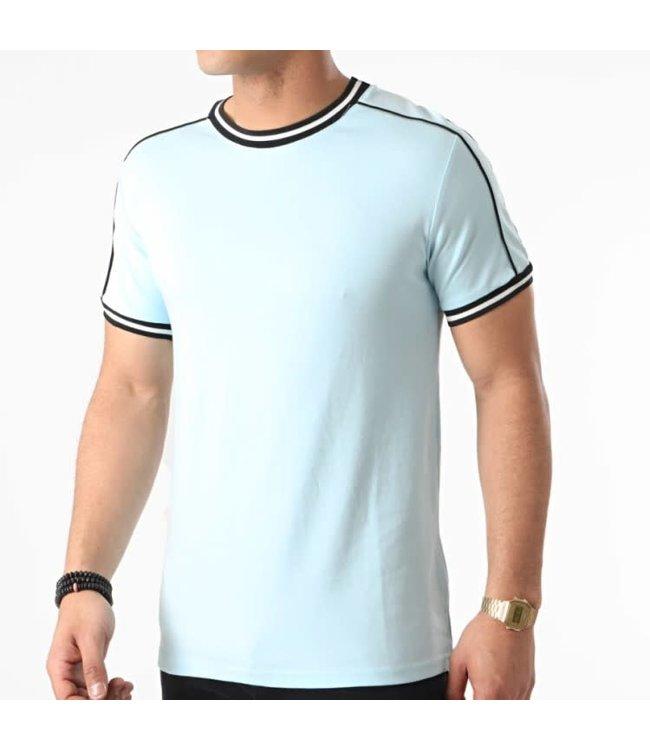 FRILIVIN T-Shirt - Light Blue (BM1048)