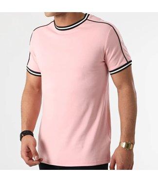 FRILIVIN T-Shirt - Pink (BM1048)