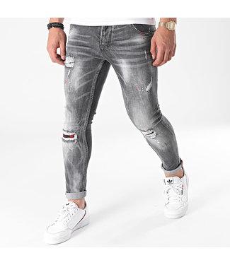 UNIPLAY Skinny Fit Jeans - Grey (498)
