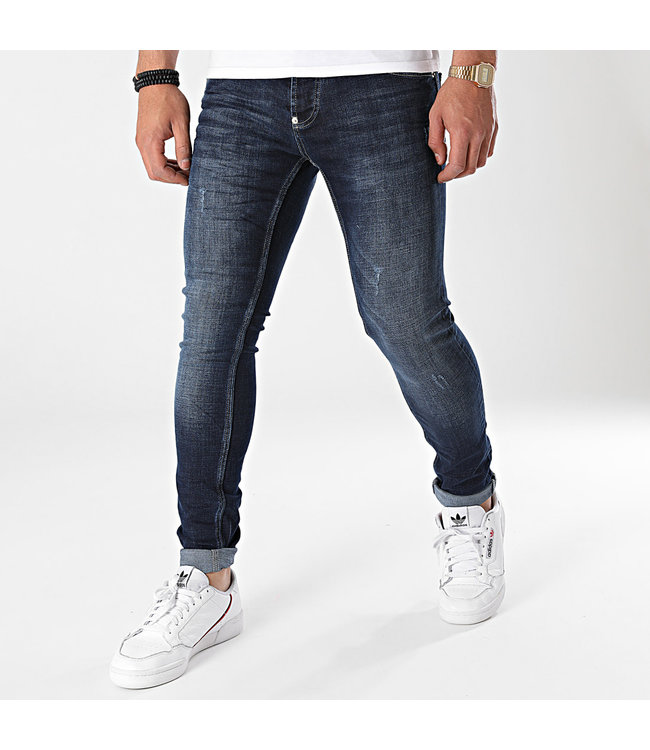Uniplay Skinny Fit Jeans - Blue (524)