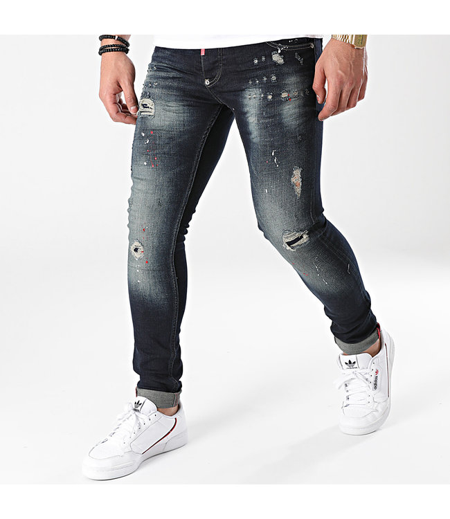 UNIPLAY Skinny Fit Jeans - Blue (475)