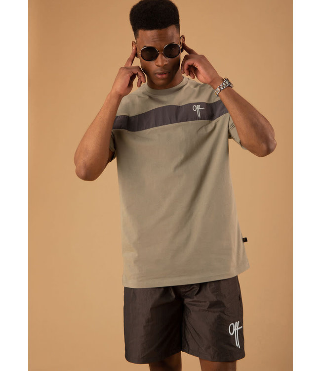 Off The Pitch The Comet Regular Tee - Green