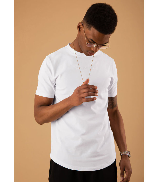 OFF THE PITCH The Illuminated 2.0 Slimfit Tee - White