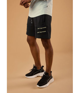 Off The Pitch The Mecury Short - Black