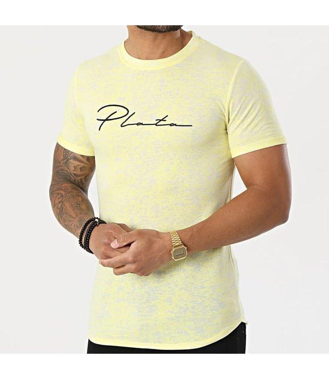 UNIPLAY T-Shirt Plata - Yellow (UPT759)