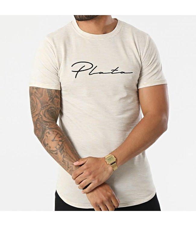 UNIPLAY T-Shirt Plata - Beige (UPT759)