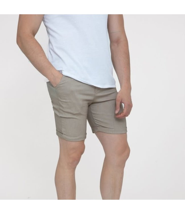 FRILIVIN Short Stretch Pantalon - Beige (1736)