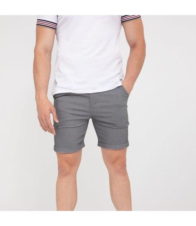 Frilivin Short Stretch Pantalon - Grey (1736)