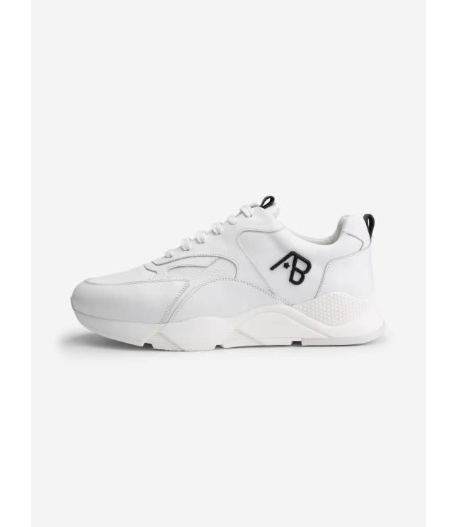 AB Lifestyle Runners - White